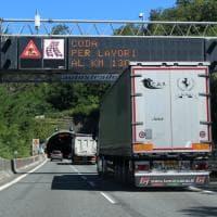In coda sul nuovo ponte di Genova