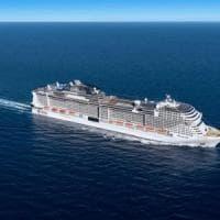Prima crociera post lockdown, la Msc Grandiosa parte il 16 agosto da Genova