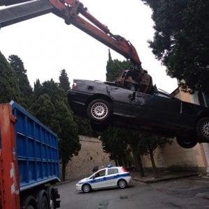 Effetto lockdown: abbandonate 600 auto
