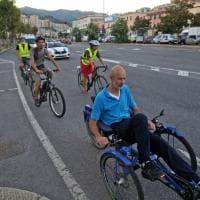 Settimana della mobilità, cento in bicicletta da Marassi a Struppa