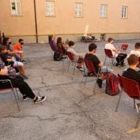 In Liguria 171.000 in aula tra mascherine e zaini in spalla