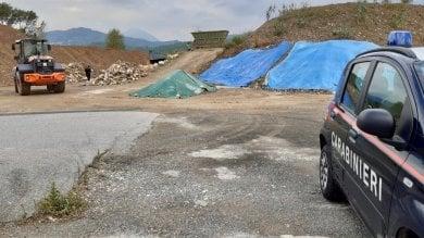 Lusignano di Albenga, impresa occupava terreno abusivamente