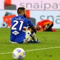 La Sampdoria cade ancora, a Marassi passa il Benevento