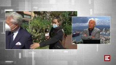 Ventimiglia, il sindaco Scullino parla  di sicurezza e viene derubato in diretta Tv
