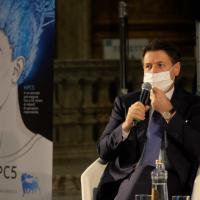 """Il premier Conte al Festival di Limes: """"Essere prudenti per evitare un nuovo lock down"""""""