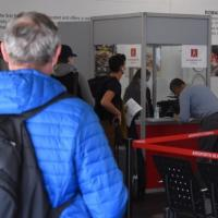 Covid, al via test rapidi all'aeroporto di Genova