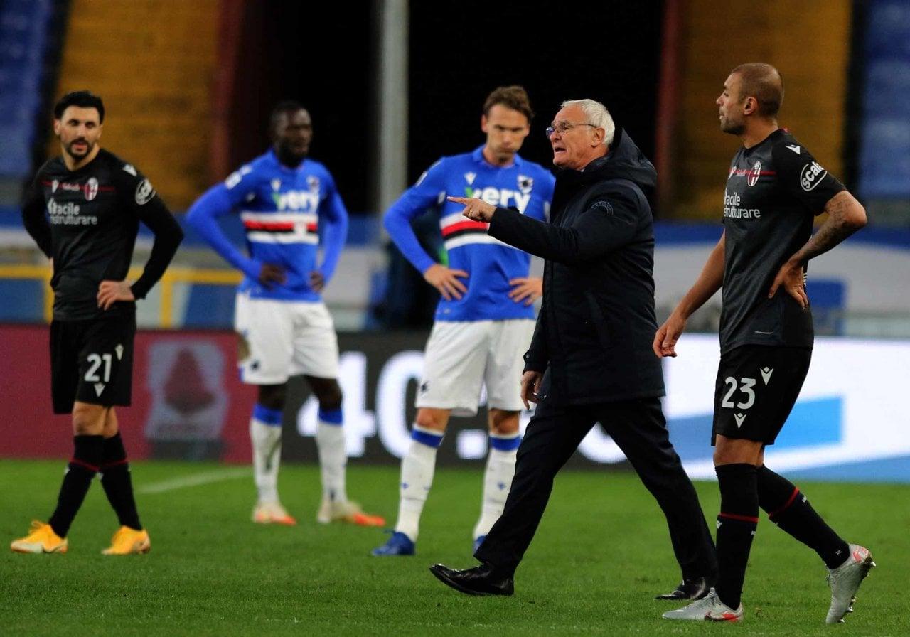 Sampdoria-Bologna 1-2, il fotoracconto - la Repubblica