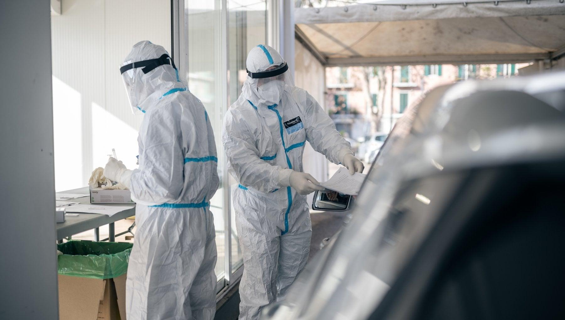 Coronavirus, il bollettino in Liguria: cala la percentuale ...
