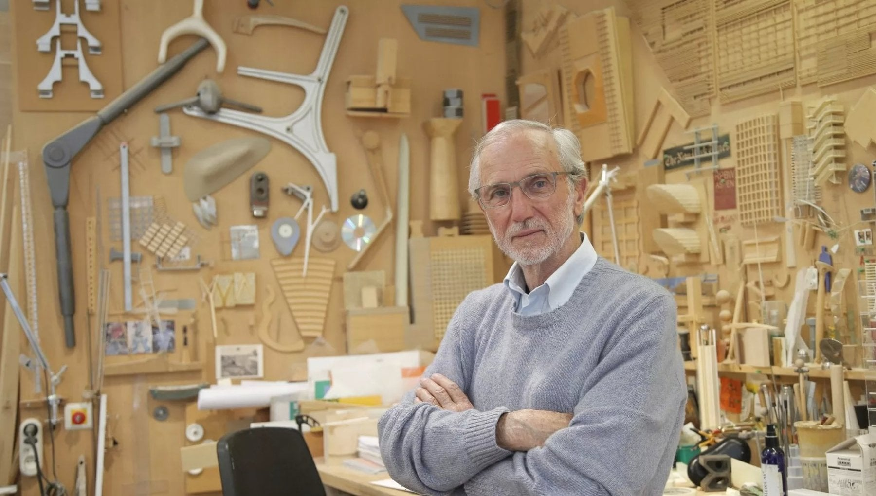 """200603328 75ff81aa 2cba 439d 9c5f dacba41a986d - Genova, Renzo Piano """"testimonial"""" della campagna di vaccinazione agli Over 80"""