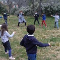 Covid: maestre genovesi scelgono prati e boschi come aule