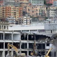 Genova sottosopra tra Fiera e Ponte Parodi: cambia lo skyline