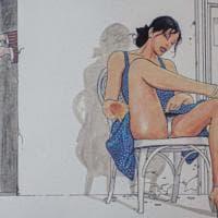 Genova, mostra Manara piace anche a ladri, rubati manifesti