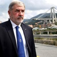 """Bucci: """"Il ponte San Giorgio resta un modello ma Genova ha bisogno di"""