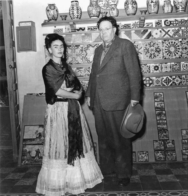 Frida kahlo e diego rivera storia d 39 amore e tradimenti for 1 case di storia