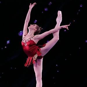 """Virna Toppi star di Serata Petit """"La Scala era un sogno adesso è il mio futuro"""""""