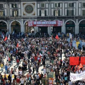"""Brescia, quarant'anni fa la strage. Napolitano: """"La verità va accertata sino in fondo"""""""