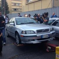 Yara, in caserma l'auto del presunto assassino