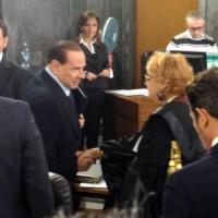 """Caso Ruby via all'appello, la difesa Berlusconi: """"No al trasferimento del processo"""""""