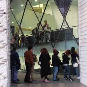 Milano nei musei arrivano i ticket formato elettronico for Tessera musei lombardia