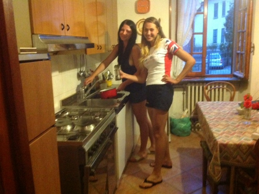 Varese, ospita in casa le canoiste della Nazionale ucraina