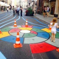 Cremona, il Po 'scorre' nel centro della città