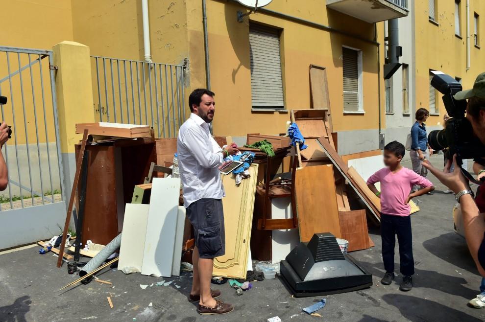 Case aler salvini nuove regole contro gli abusi 1 di for Nuove case da 1 piano