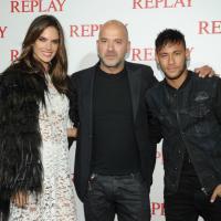 Milano, Neymar tra le stelle della Settimana della moda