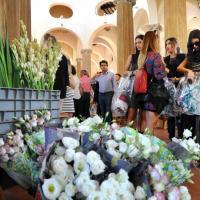 Flower Market alla Besana, Marni vende 28mila fiori