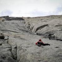 Groenlandia, un varesino conquista il Dente dello Squalo
