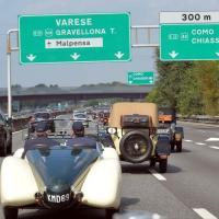Varese, i 90 anni della prima autostrada del mondo