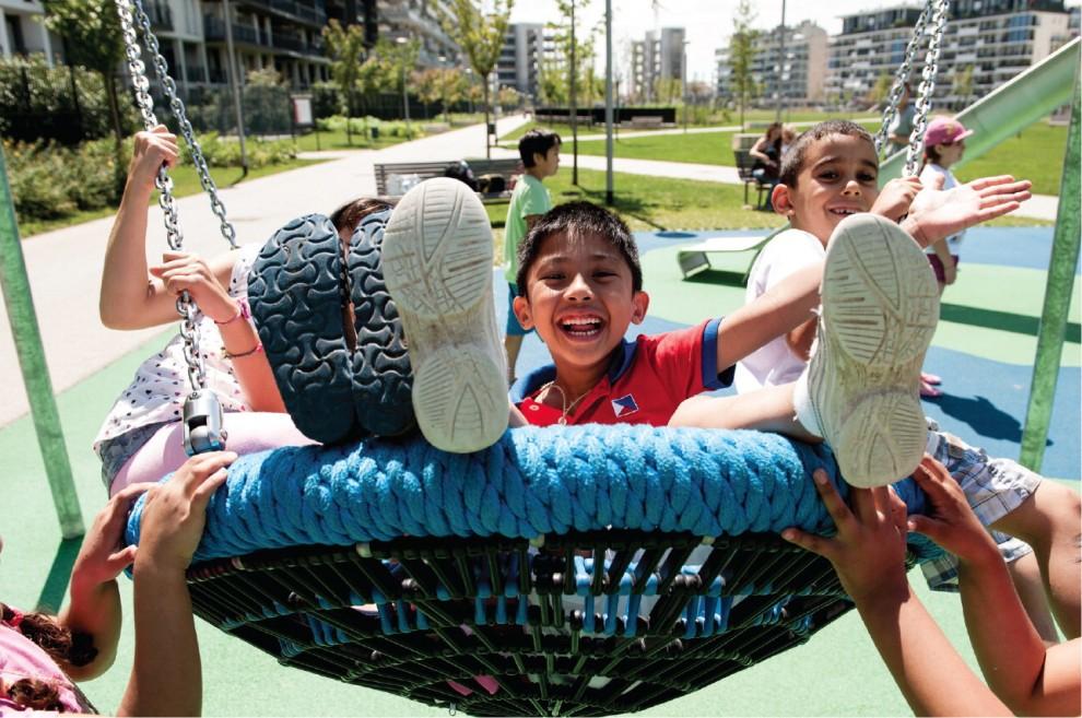 'Diritti al gioco', i parchi milanesi preferiti dai bambini