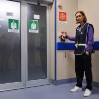 Ebola, Malpensa è pronta per fronteggiare l'emergenza