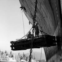 Porto di Genova, il fotoconfronto cinquant'anni dopo