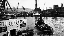 Genova, il fotoconfronto fra cinquant'anni di porto