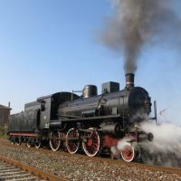 Pavia, il viaggio-amarcord sul treno a vapore del 1913