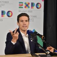 Inter, la conferenza stampa di Hernanes è all'Expo Gate