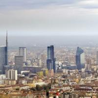 Milano mozzafiato, il panorama dalla torre Isozaki