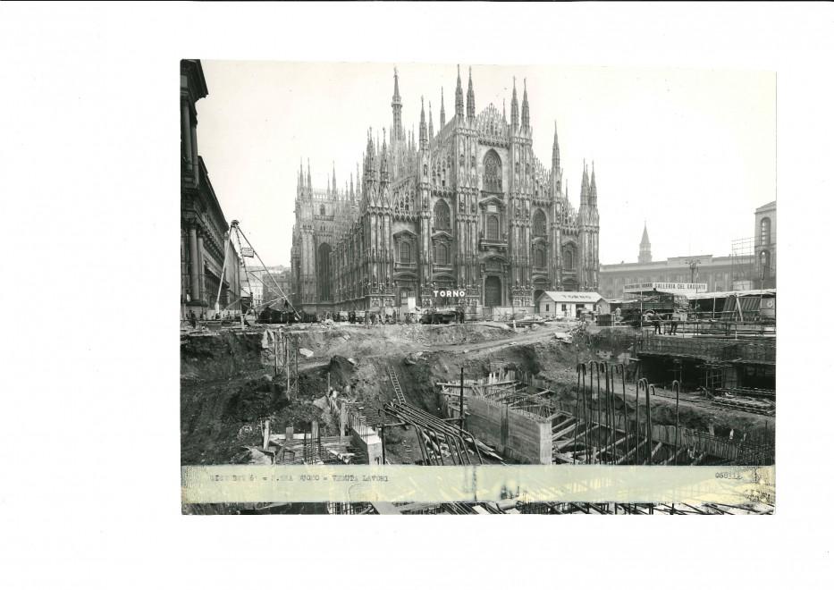 Milano, cinquant'anni di metrò: l'album è un amarcord