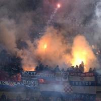 Milano, scontri al Meazza per Italia-Croazia: i 16 ultrà stranieri restano in carcere