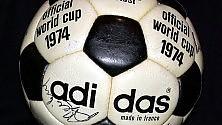 I palloni che raccontano   ottant'anni di Mondiali