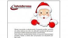 Babbo Natale cercasi   2.000 euro per 10 giorni