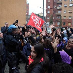Ultime Notizie: Milano, ancora incidenti a San Siro per uno sgombero. Alfano: