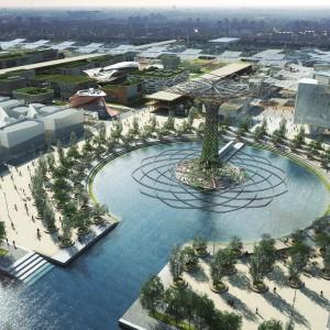 Expo, via libera all'Albero della vita: alto 35 metri, sarà il simbolo del Padiglione Italia