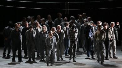 """La Scala verso la prima  del Fidelio   foto   """"Sarà un Beethoven moderno e a colori"""""""