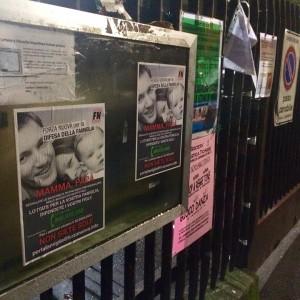 """Milano, campagna shock di Forza Nuova in 40 scuole: """"Segnalate la propaganda gay"""""""