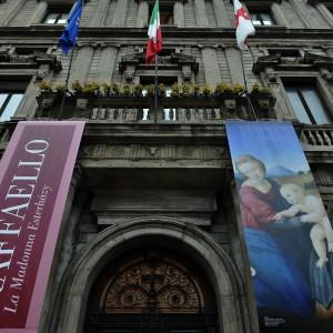 Milano, Raffaello è la star di Natale: il Genio torna in città con la Madonna Esterhàzy
