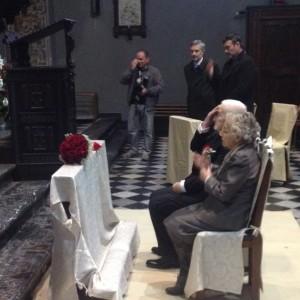Lecco, sposi dopo 70 anni grazie a Facebook. La guerra li aveva divisi, il web li ha fatti ritrovare