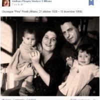 Pisapia ricorda Pinelli con una foto su Facebook