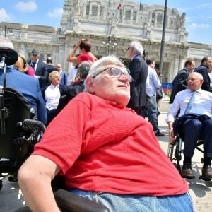 Milano dice addio a Franco Bomprezzi, il paladino delle battaglie dei disabili