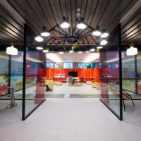 Milano, il quartier generale di Google è hi-tech